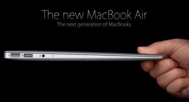 Najnovija generacija Macbooka