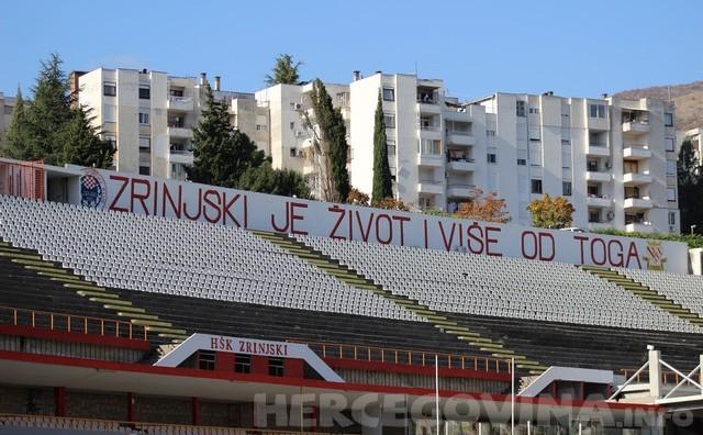Udruga prijatelja HŠK Zrinjski: Reagiranje na medijske napise na štetu HŠK Zrinjski