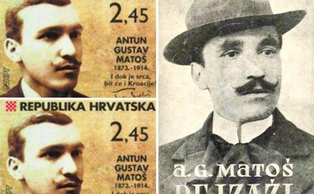 Godišnjica smrti Antuna Gustava Matoša