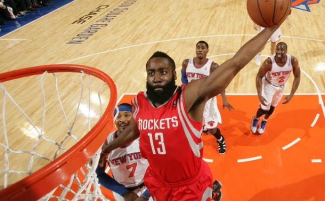 Nevjerojatnu partiju sinoć je u NBA ligi pružio James Harden