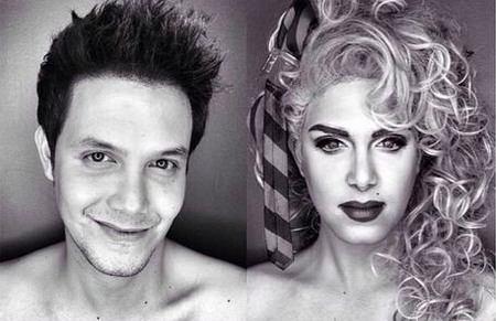 U svega nekoliko make-up poteza prevorite se u svoje zvjezdane idole!