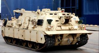 NATO iskrcava oklopna vozila u Latviji