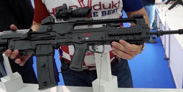 VHS2 u izboru za novu pušku francuske vojske