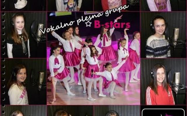 Vokalno plesna grupa B-Stars snimila novu pjesmu – Proljeće