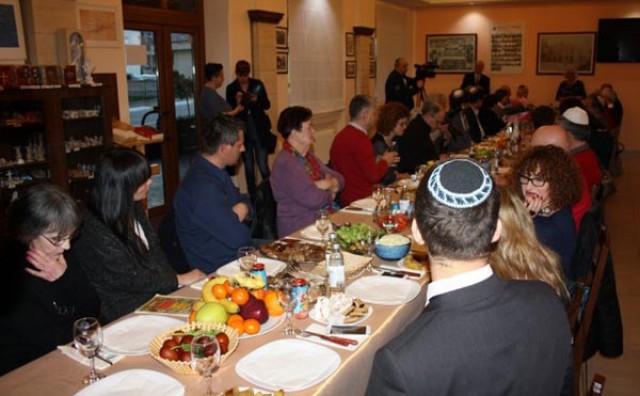 Mostarske Židove ugostili hercegovački franjevci