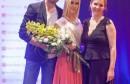 Anja Bijelić izabrana za Miss Zadarske županije!