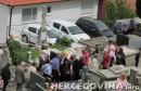 """Blagoslov polja i slavlje sv.Mise na gradskom groblju """"Šojnovac""""."""