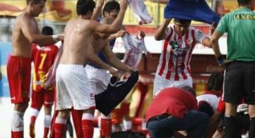 Na utakmici preminuo Cristian Gomez, prekinuto prvenstvo