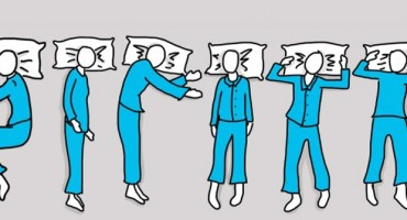 Položaj spavanja otkriva tajnu o vašoj osobnosti!