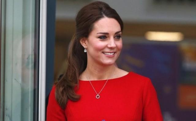 Pogledajte blagdansku haljinu Kate Middleton