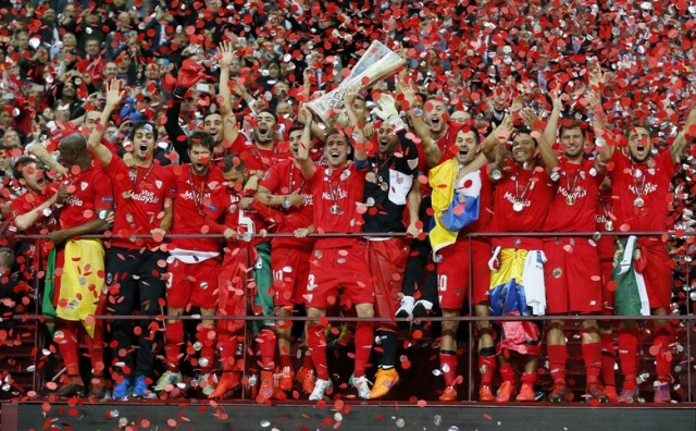 Sevilla po četvrti put osvojila Europsku ligu!
