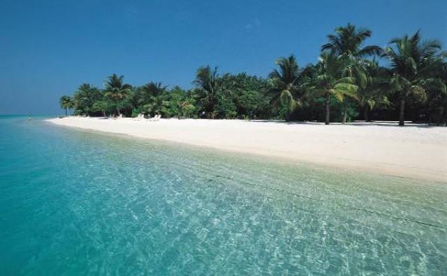 Nećete vjerovati od čega je napravljen ovaj rajski otok