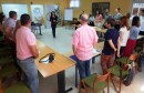 Danas službenom posjetom DVV international podržao SEC Mostar