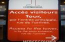 HERCEGOVINA.info na tornju Maine-Montparnasse u Parizu