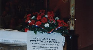 Macelj: Sedamdeseta obljetnica žrtava komunističkih zločina