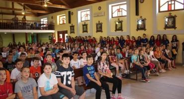 Mostar: Započeli su Ljetni dani DUGE u župi sv. Ivana