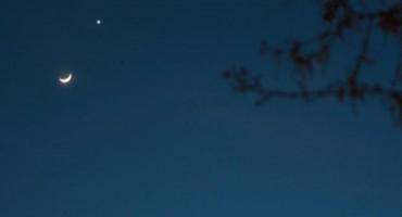 Gledajte u nebo prema zapadu: Noć s utorka na srijedu otkriva rijedak fenomen