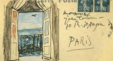 Picassova razglednica prodana za 166.000 eura