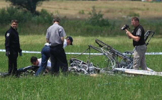 Teška nesreća na aeromitingu