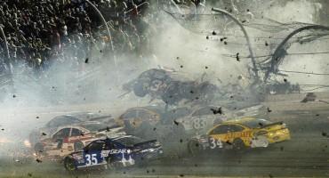 Strava i užas na utrci NASCAR Sprint Cup na Floridi