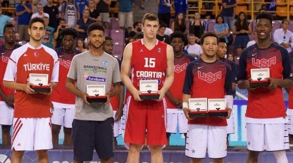 Naše gore list: Marko Arapović izabran u najbolju petorku Svjetskog prvenstva