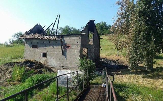 Hrvati Živinica žive u strahu: Antunovićima zapaljena imovina