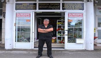 Mostarac poznati pogrebnik u Pločama: 'Samo Hajduk živi vječno, svi ostali su moji'