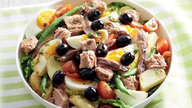 Ova salata je idealna za ove vruće dane