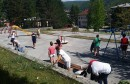 Mladi Španjolci tjedan dana užarili atmosferu u Drvaru