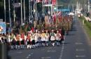 Veličanstveni mimohod na ulicama Zagreba