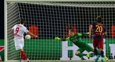 Europski Superkup: Barca slavila u čudesnoj utakmici s 5:4