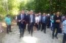 Izaslanstvo HDZ BiH na obilježavanju blagdana Rane svetog Franje u Gornjoj Skakavi