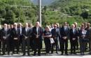 Izaslanstvo HDZ-a BiH i HNS-a na 22. obljetnici stradanja Hrvata civila u Grabovici