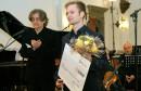 Franjo Bilić pobjednik Natjecanja Ferdo Livadić
