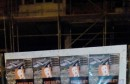 Mostar: Noćna gerilska akcija plakatiranja grada