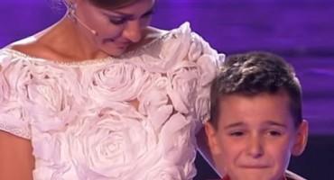 Mali Marko iz Rame otkriva zašto je plakao nakon nastupa koji je oduševio regiju