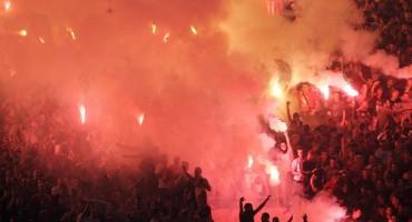 Neredi nakon derbija Crvene zvezde i Partizana: Dva navijača teže ozlijeđena