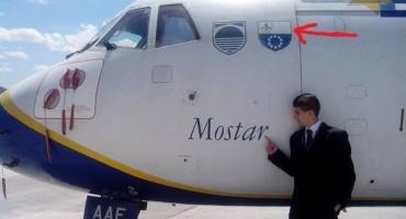 Skandal - BH Airlines sakrio hrvatske simbole sa svojih oznaka na zrakoplovima!