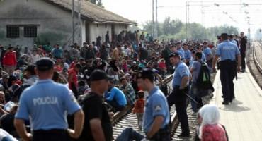Vraćanje migranata iz Grčke u Tursku
