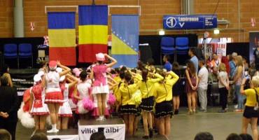 Mostarske mažoretkinje osvojile broncu na Europskom natjecanju u Francuskoj