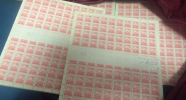 Na Rači pronađene poštanske markice bivše SFRJ