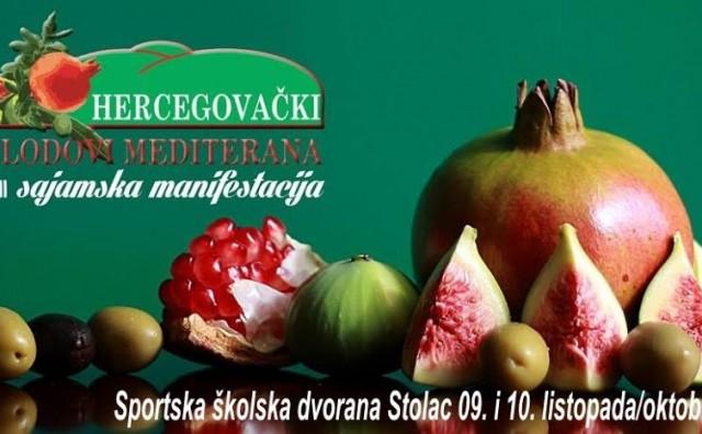 Stolac: Počinje poljoprivredna manifestacija Hercegovački plodovi Mediterana