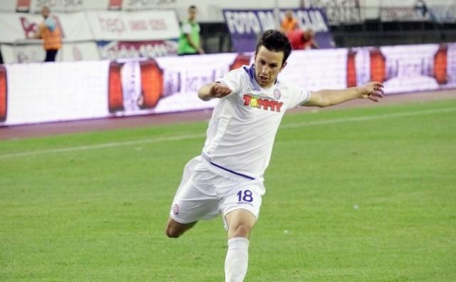 Caktaš donio Hajduku drugo mjesto na ljestvici