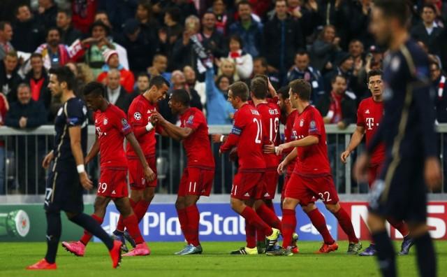 Nogometaši FC Bayerna na 'tajnom zadatku'