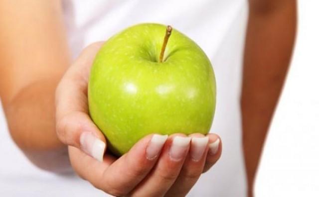 Jabuka kao glavni sastojak maske za njegu kože