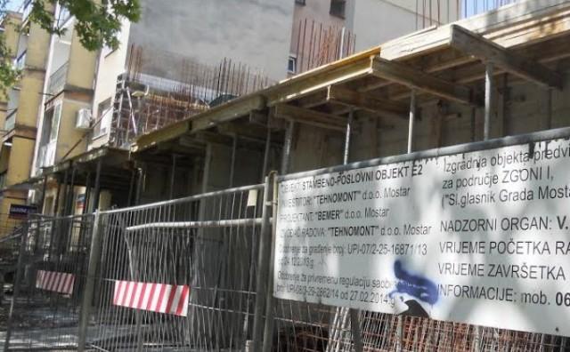 Mostar: Stanari zahtijevaju uklanjanje, Azinović ne odustaje od projekta