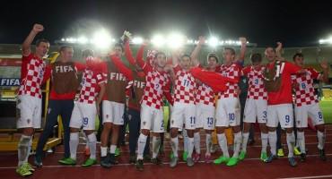 Mladi Vatreni zaustavljeni od prvaka Afrike