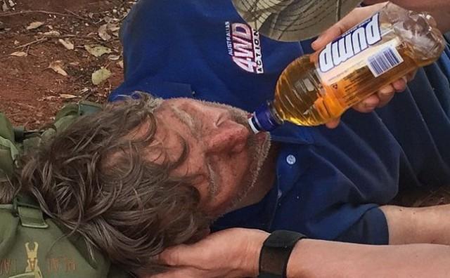 Lovac preživio šest dana bez vode u pustinji