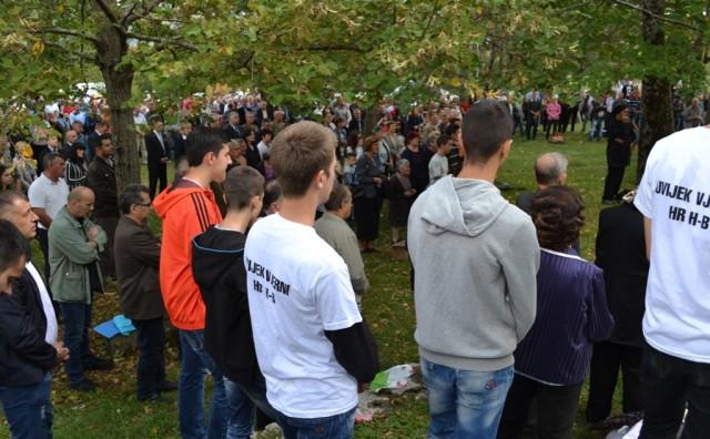 Na Vrdima obilježena 22. obljetnica pogibije hrvatskih branitelja