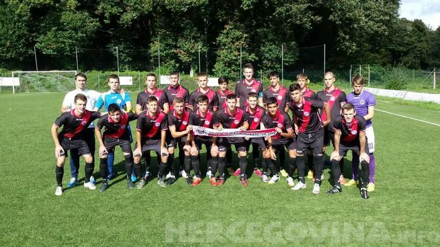 HŠK Zrinjski-AS Roma 0:0